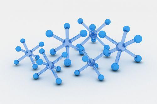 chemical molecular atom