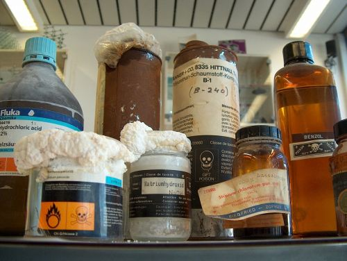 chemicals dangerous old