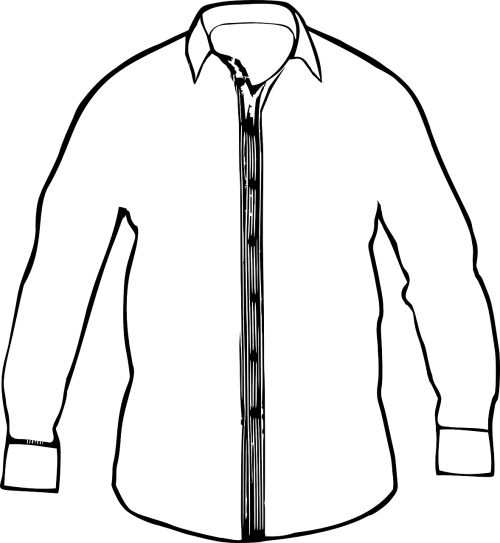 chemise clothe shirt