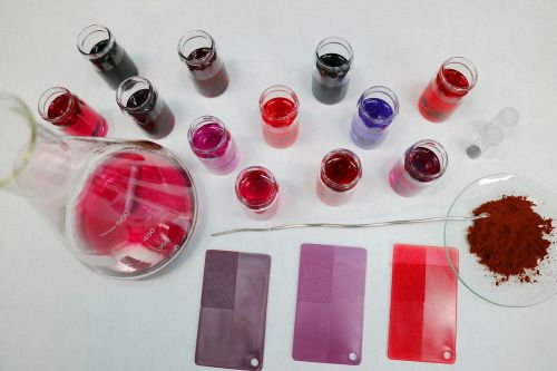 chemistry science color