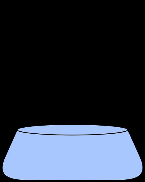 chemistry flask full