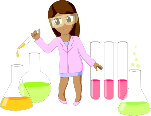 chemistry laboratory tubes