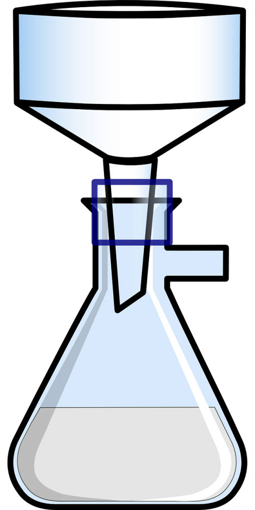 chemistry filter funnel
