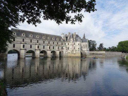 chenonceaux château de la loire architecture
