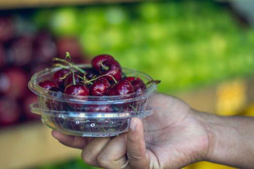 cherries cherry fruit