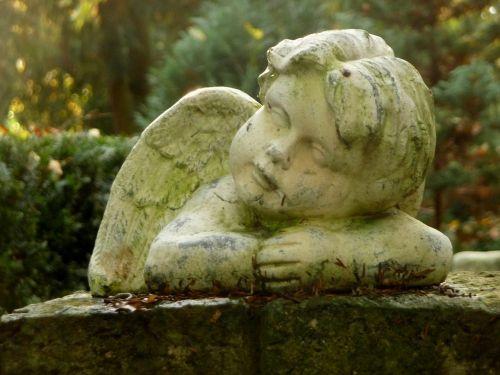 cherub angel consolation