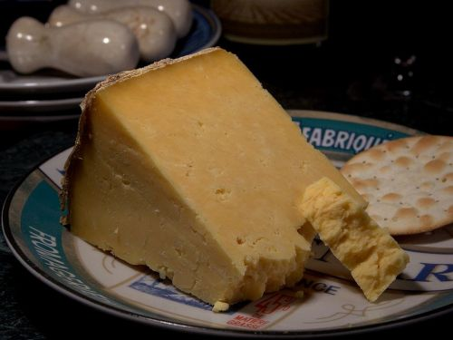 cheshire cheese milk product