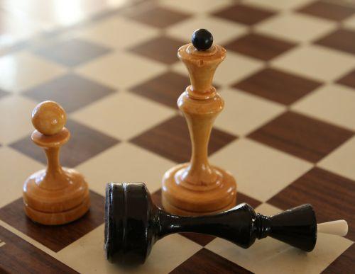 chess match win