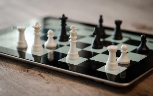 chess ipad 3d