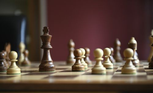 chess games king