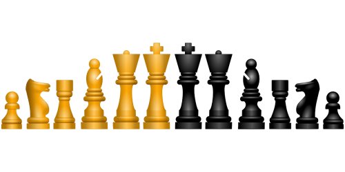 chess figures game