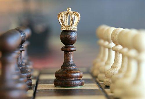 chess pawn king