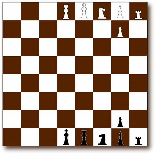 chess chessboard game
