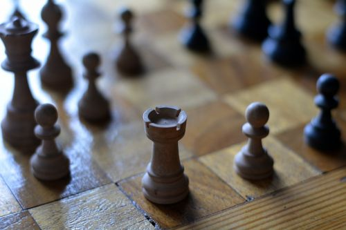 chess game competition