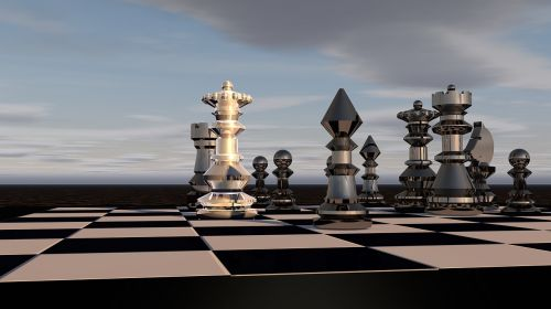 chess chess game lady