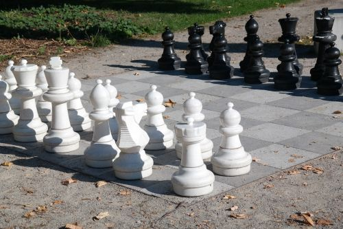 chess chess board chess pieces