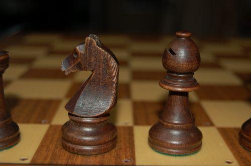 chess chessboard chessmen
