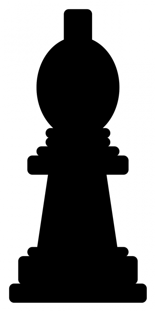 chess bishop piece