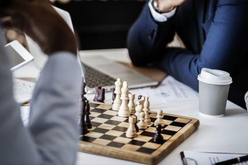 chess business gameplan