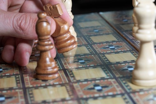 chess  decision  strategy