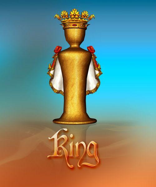 chess king success