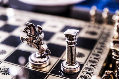 chess puppies game