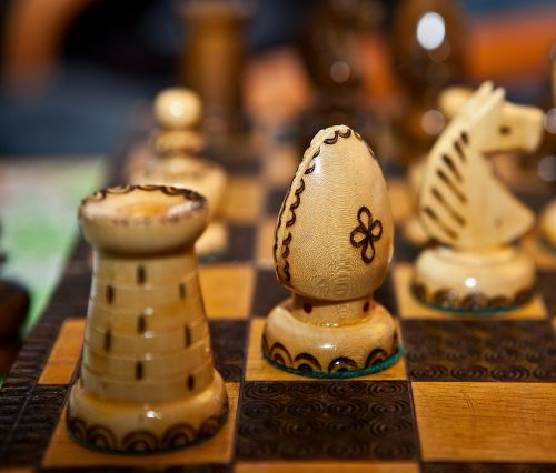 chess the royal game periodization