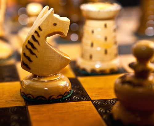 chess the royal game the gameplay