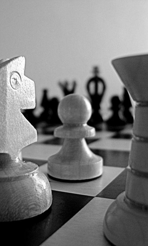 chess game strategic