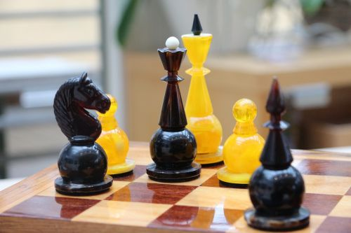 chess chess pieces chess board