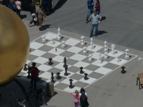 chess player chess game play