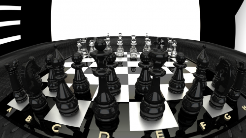 chessboard render game