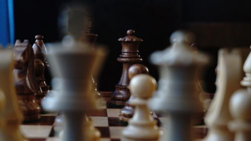 chessboard strategy chess