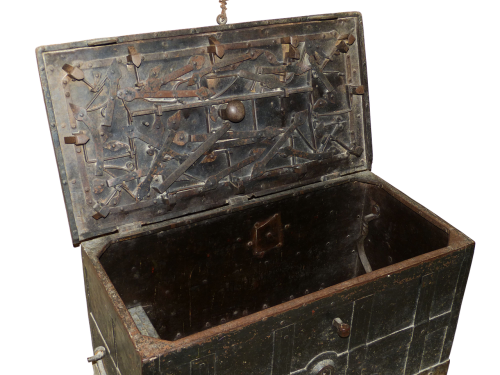 chest treasure chest middle ages