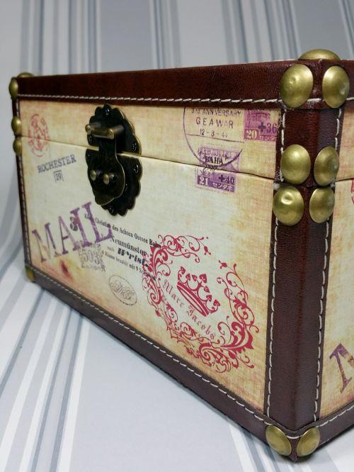 chest luggage box
