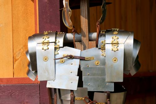 Chest Plates Of Armour