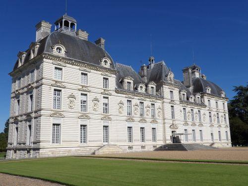 cheverny château de la loire architecture