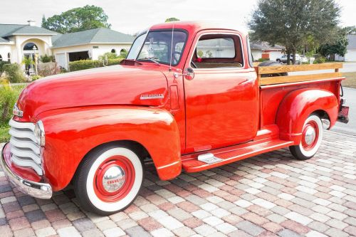 chevrolet 1947 truck pickup