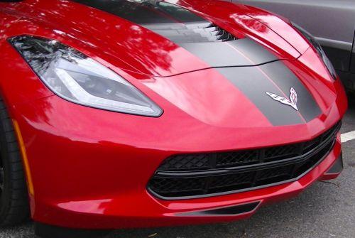 Chevrolet Corvette Headlamp Grille