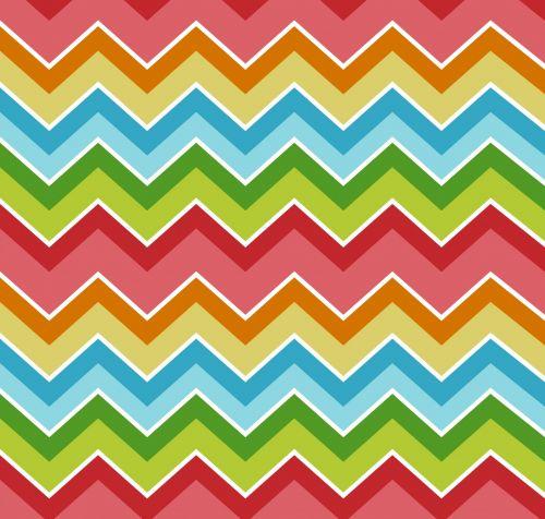 ševronai, Chevron, zigzagai, modelis, fonas, tapetai, spalvinga, spalvinga, raudona, žalias, mėlynas, geltona, balta, besiūliai, juostelės, Laisvas, viešasis & nbsp, domenas, Ševronai zigzagų spalvinga fone
