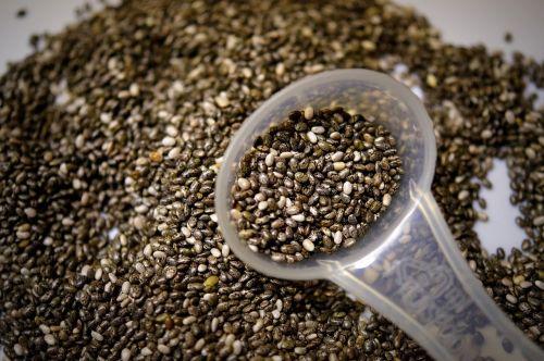 chia chia seeds food