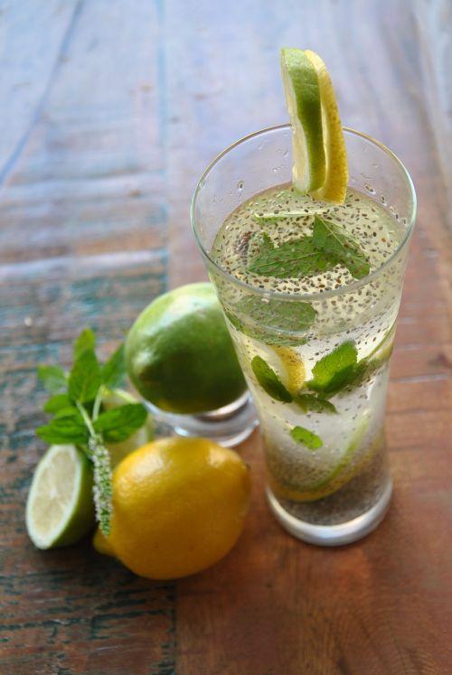chia lemonade lemonade chia chia