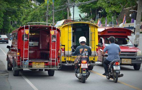 chiang mai thailand road