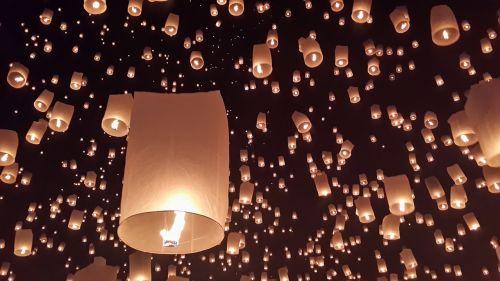 chiang mai day light festival