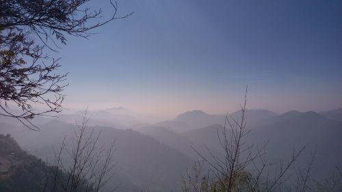 chiayi gap top clouds