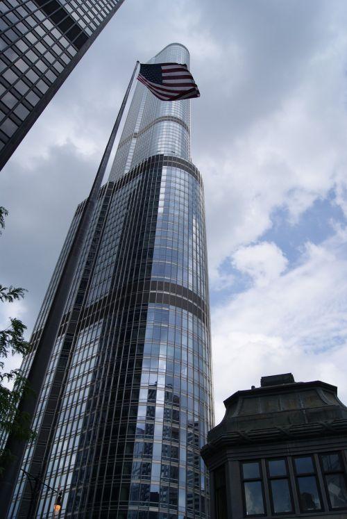 chicago trump tower architecture