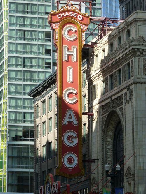 chicago usa united states