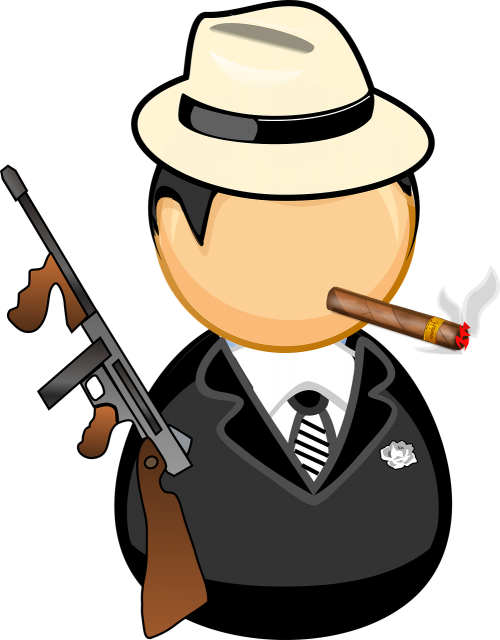 chicago cigar comic characters