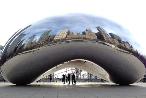 chicago illinois bean