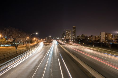 chicago city lakeshore drive